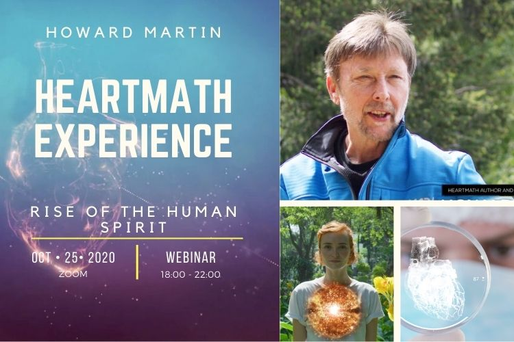 The HeartMath Experience – Rise of the Human Spirit | Workshop with Howard Martin