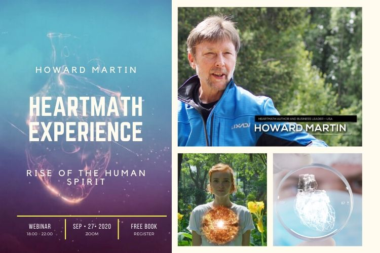 The HeartMath Experience - Rise of the Human Spirit | Workshop with Howard Martin
