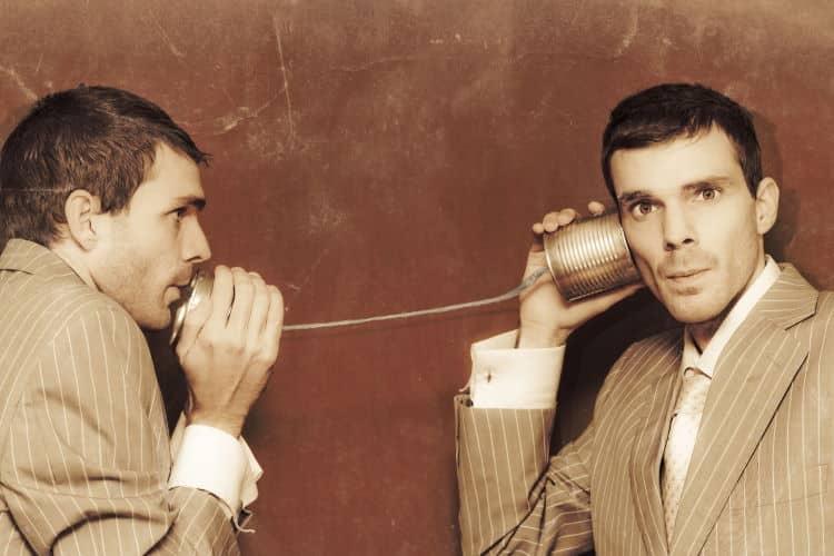 Πως θα διακρίνετε πότε «μιλάει» ο Άνθρωπος και πότε ο Χιμπατζής μέσα σας
