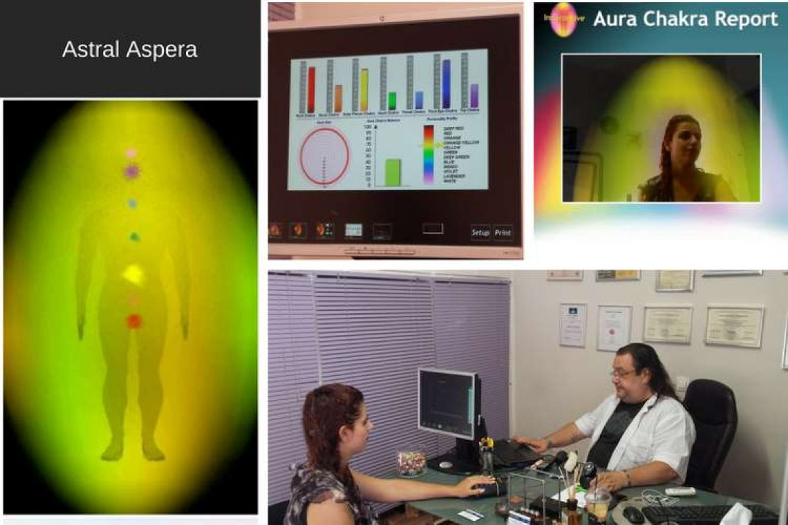 Astral Aspera: Στα χρώματα του φάσματος της αύρας