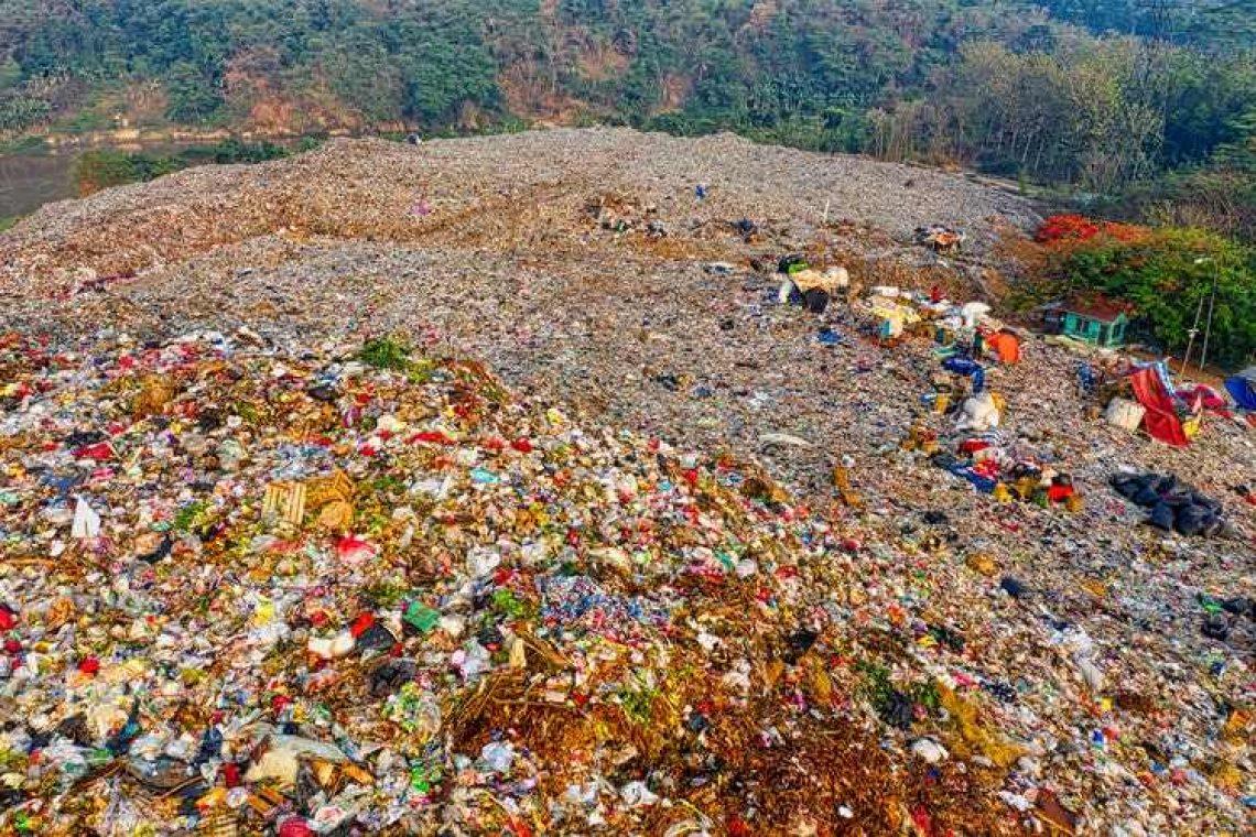 Η Αργεντινή μπορεί σύντομα να γίνει χωματερή πλαστικών αποβλήτων από όλο τον κόσμο