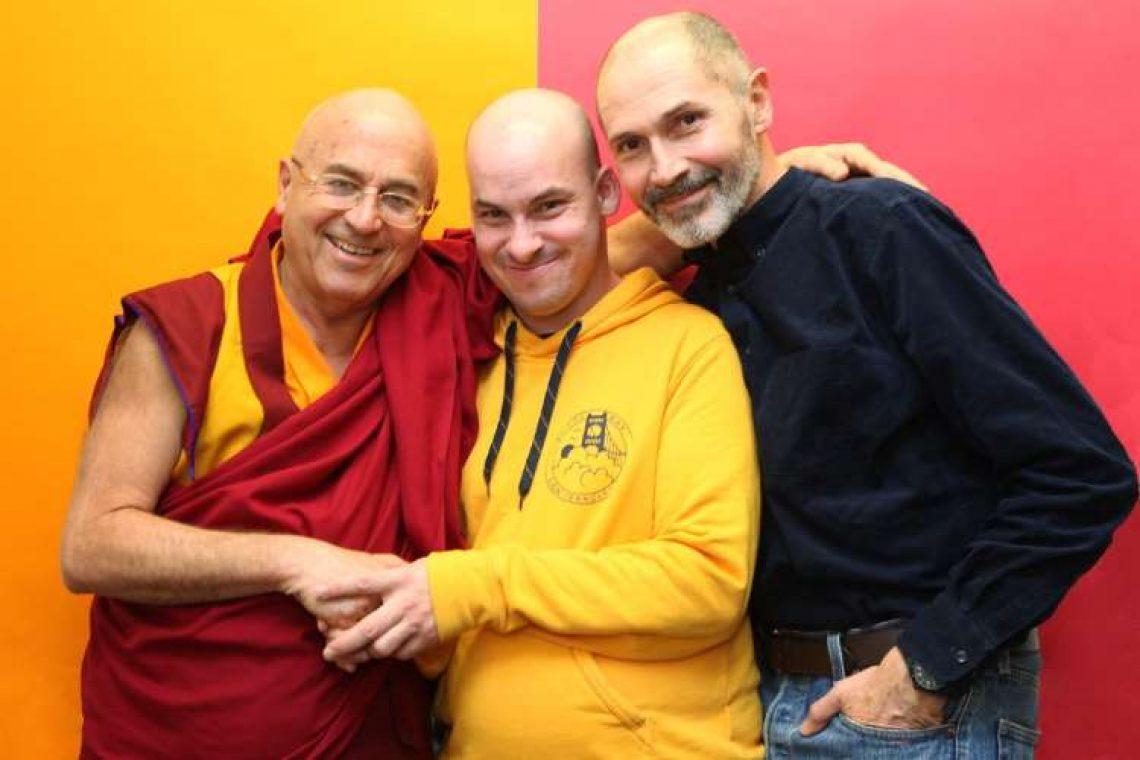 Συμβουλές ενός βουδιστή μοναχού, ενός φιλοσόφου και ενός ψυχιάτρου για σωστή διαχείριση των συναισθημάτων
