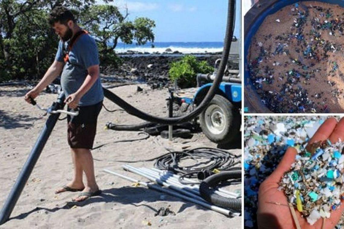 Μαθητές κατασκεύασαν ειδική «ηλεκτρική σκούπα» που καθαρίζει τις παραλίες